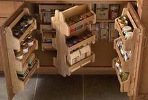 ✿ Organize My Home ✿ / Storage & Organaizer Ideas