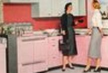 Retro Kitchens