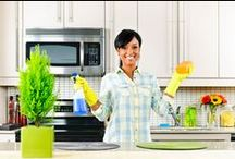 ✿ Spic and Span ✿ / Make Your Home as Clean as a Whistle!