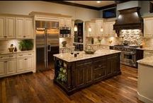 ✿ Fab Kitchens ✿ / Kitchen Is The Heart Of The House