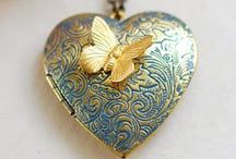 ✿ Bling-bling ✿ / Gold, Jewelry,a bauble, a bit