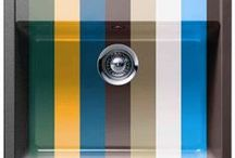 Coloured Sinks / Kitchen sinks in a wide range of colours!
