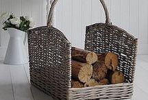 ✿ A Basket Full Of... ✿ / Baskets & Manden Galore!