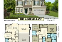 House plans / Someday dream home