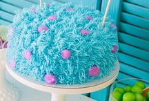 Monsters Inc. Themed Birthday