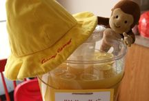Curious George Themed Party