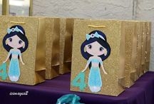 Aladdin Themed Party