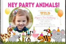 Zoo Themed Party