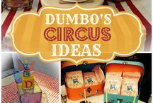 Dumbo Themed Party
