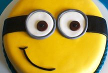 Despicable Me/Minion Themed Party