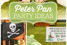 Peter Pan Themed Party