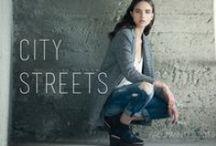 City Streets (Lookbook) / Fall 2015 Look book