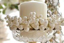 Candle! / Velas na decoração!