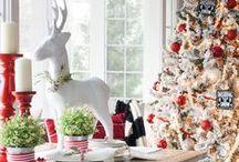 Christmas decoration ideas / Ideias para a decoração de Natal