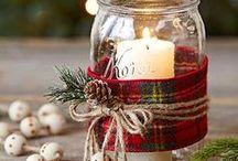 Christmas ideas / Ideias e projetos para o Natal!