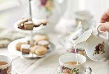 Tea and coffee / Chá e café