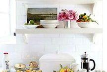 Kitchen details / Detalhes de lindas cozinhas