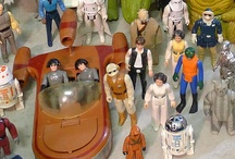 Action figures and Accessories  / by John Kottenbrook