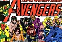 Comics-Avengers / by John Kottenbrook