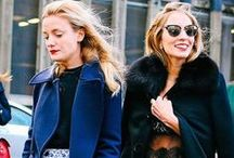 Street Chic / Everyday fashionistas looking fabulous - often in fur - on the street, around the globe.