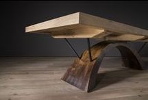 - DINING TABLES - / A selection of Pierre Cronje's dining tables