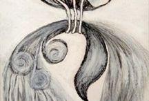 Tekeningen van Louise de Wit