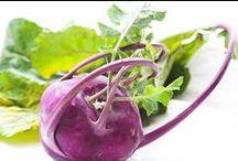 Veggie of the Day: KOHLRABI!