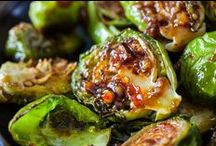 Veggie of the Day: BRUSSELS SPROUTS!