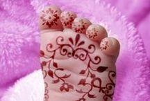 Mehndi / Wonderful and amazing mehndi tattoos. I love it. :)