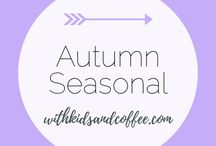 Autumn Seasonal / Fall lovers unite! This board has everything from beautiful autumn road trips to unique decor ideas to how to make those Pumpkin Spice Lattes at home. ;) Wedding, Bachelorette, Baby Shower, Halloween Costumes, Pumpkin Patch Ideas and so much more.