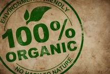 """Go Organic / """"Food, like your money, should be working for you!"""" — Rita Deattrea Beckford M.D."""