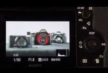 Sony Alpha Cameras - Tips and Techniques / A Sony Alpha cameras board designed to highlight capture techniques that will help photographers reach their creative potential.