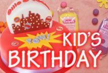 Kids Birthday Trends