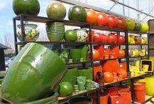 Pottery & Garden Center Displays