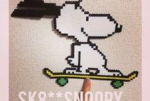 pattern☆Snoopy