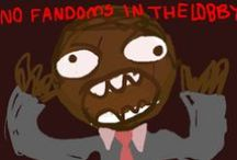 Mr. Moseby / Welcome to the Mr. Moseby fandom. It's ok, we're all insane here / by Fandoms Forever