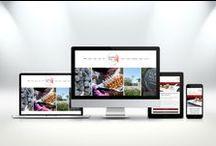 Website Design / Examples from our website design portfolio.