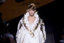Fendi Couture 2015 / Compilation of Fendi's recent Couture debut- featuring fur- Haute Fourrure
