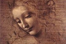 Art Leonardo Da Vinci (Jeanette)