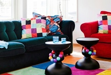 ●Welc//Home● / I like It simple but colorful... / by Alyssa Coco