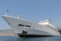 Yachts and SuperYachts / #Yacht and #boat photos