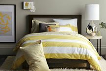 Great rooms / Warm, eclectic, colorful, stylish... interiors I'd love to come home to. / by Missy M