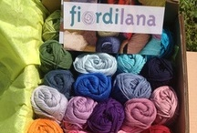Yarns at Fiordilana