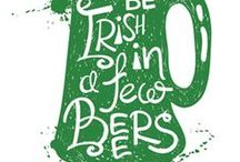 Printable St Patrick's Day Cards / Create and print your own St. Patrick's day cards for free.