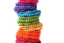 Coloratissimo / Knitting e crochet super colorato!