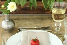 table setting / Table Setting