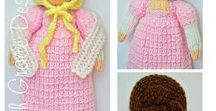 Georgian Doll Knitting Pattern / http://www.edithgracedesigns.com