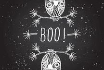 Halloween Cards / Free printable Halloween greeting cards & Ecards. #Halloween #free #cards