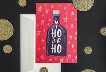 Christmas Cards / Christmas printable greeting cards and Ecards. #Christmas #card #Ecard #DIY #Crafts #free