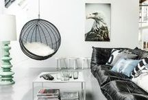 Home inspiration / I'm looking forward to create my own home. I have so many ideas, and all these pictures inspire me so much!!!